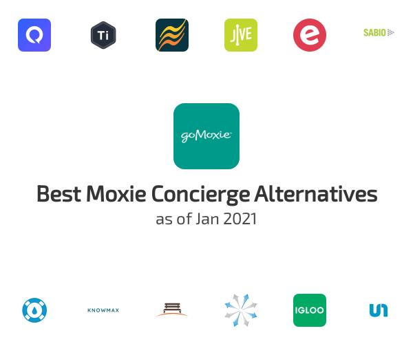 Best Moxie Concierge Alternatives