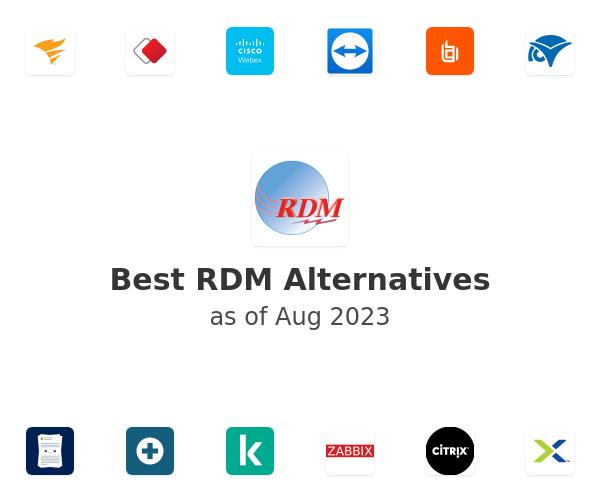 Best RDM Alternatives