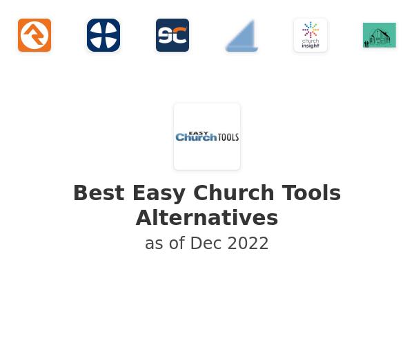 Best Easy Church Tools Alternatives