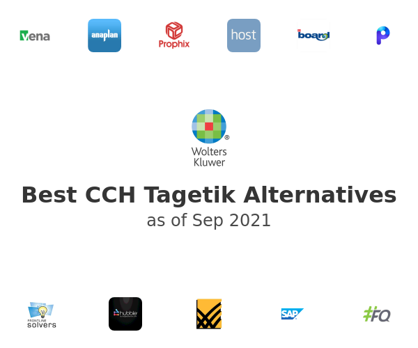 Best CCH Tagetik Alternatives