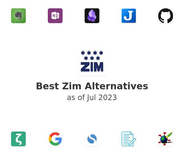 Best Zim Alternatives