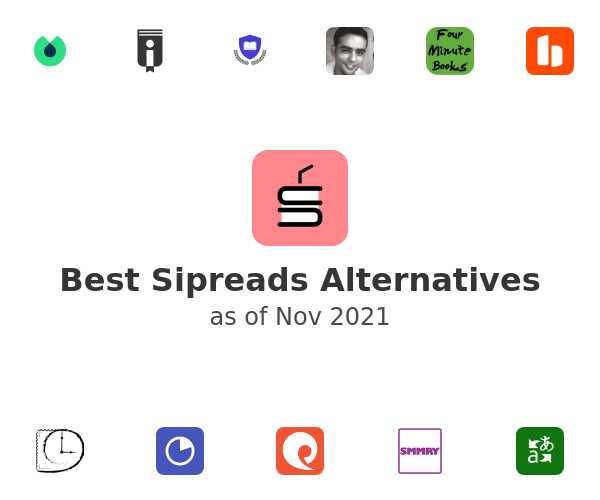 Best Sipreads Alternatives