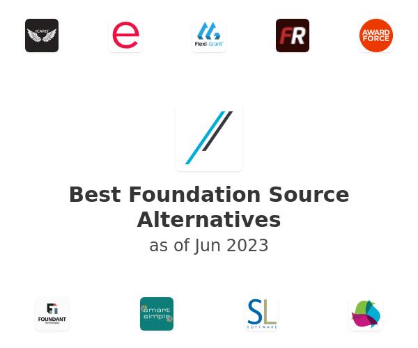 Best Foundation Source Alternatives