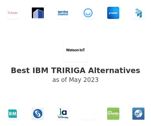Best IBM TRIRIGA Alternatives