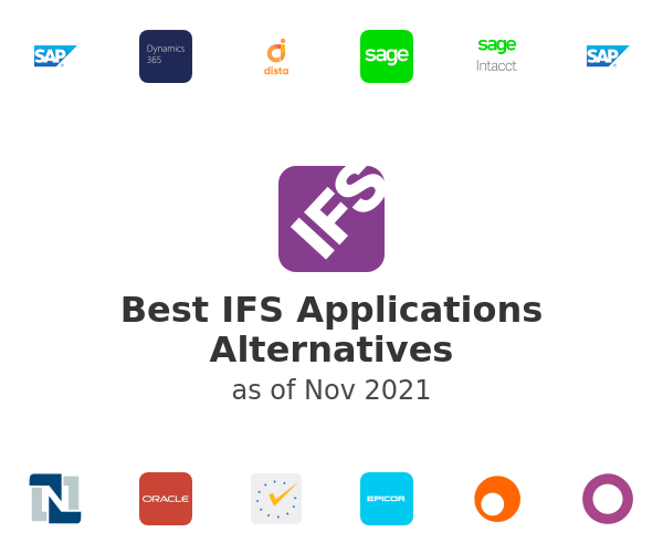 Best IFS Applications Alternatives