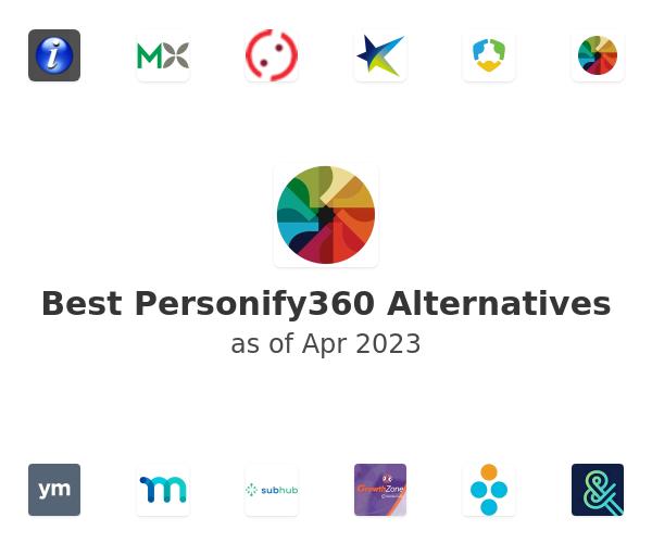 Best Personify360 Alternatives