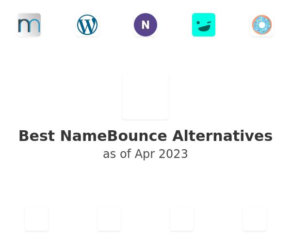 Best NameBounce Alternatives