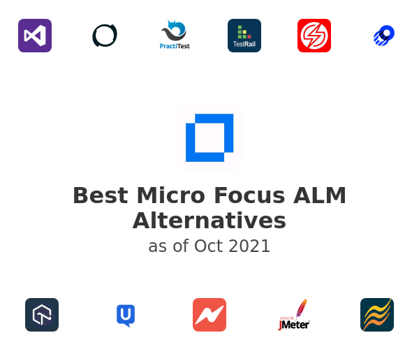 Best Micro Focus ALM Alternatives