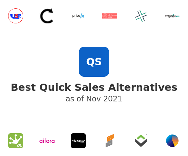 Best Quick Sales Alternatives