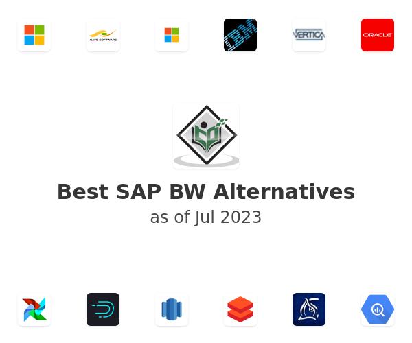 Best SAP BW Alternatives