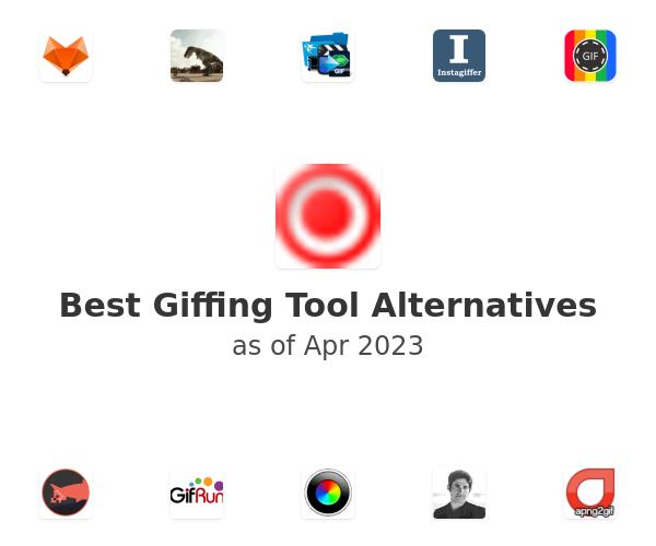 Best Giffing Tool Alternatives