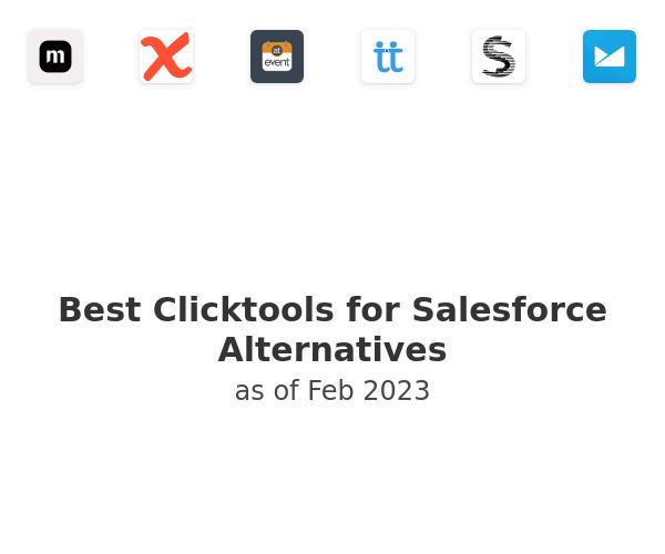 Best Clicktools for Salesforce Alternatives