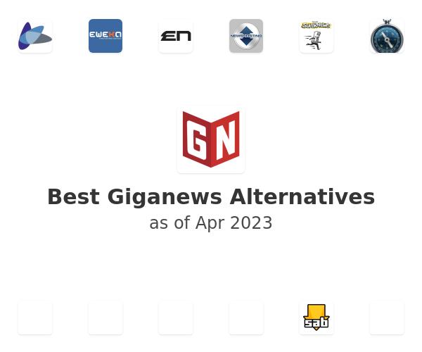 Best Giganews Alternatives