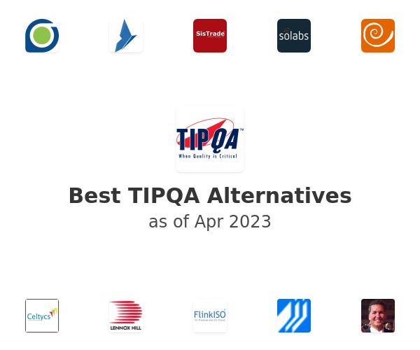 Best TIPQA Alternatives