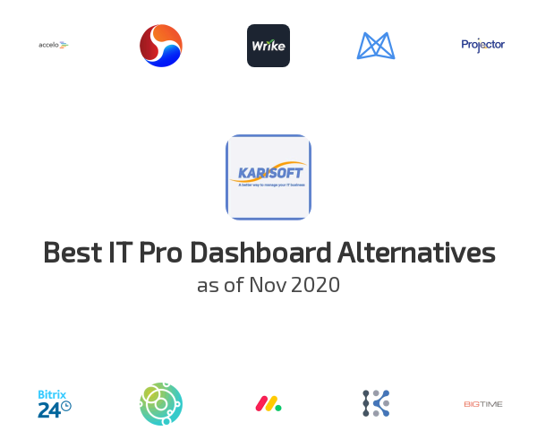 Best IT Pro Dashboard Alternatives