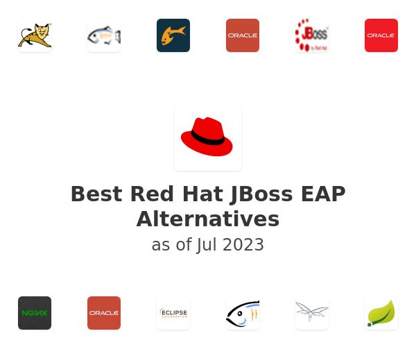 Best Red Hat JBoss EAP Alternatives