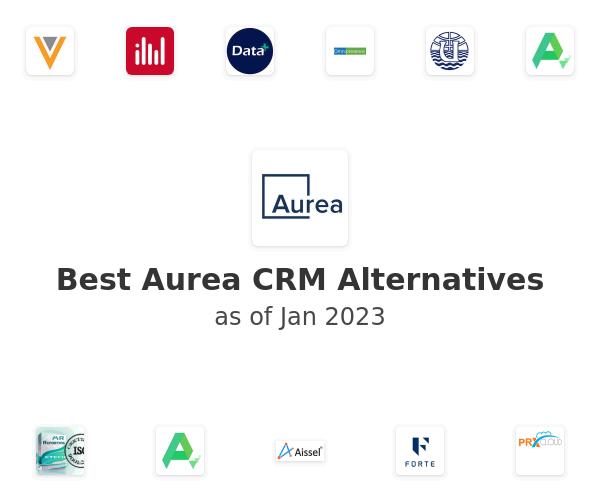 Best Aurea CRM Alternatives