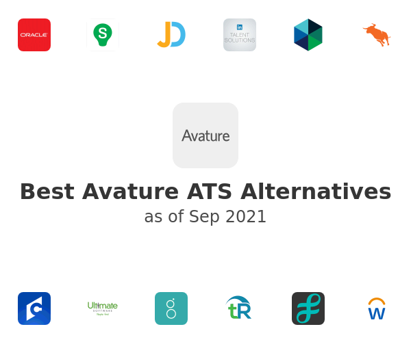 Best Avature ATS Alternatives