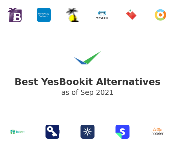 Best YesBookit Alternatives