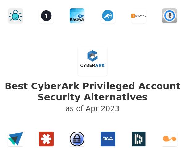 Best CyberArk Privileged Account Security Alternatives