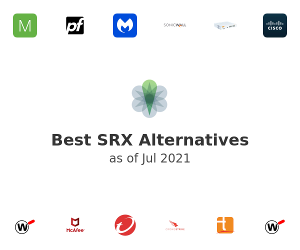 Best SRX Alternatives