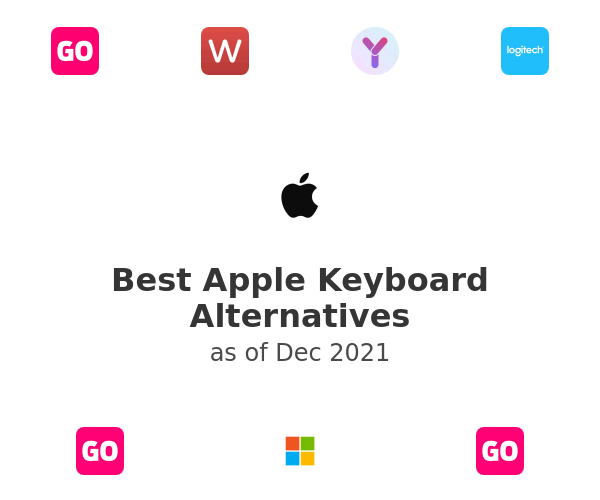 Best Apple Keyboard Alternatives