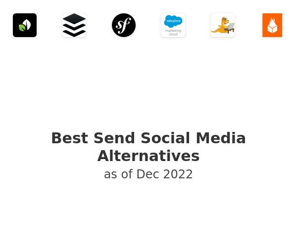 Best Send Social Media Alternatives