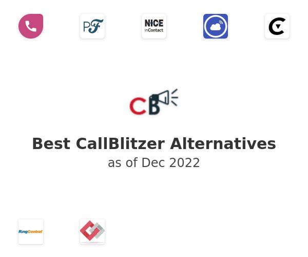 Best CallBlitzer Alternatives