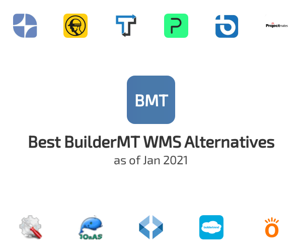 Best BuilderMT WMS Alternatives