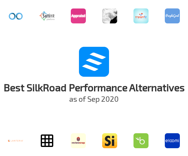 Best SilkRoad Performance Alternatives