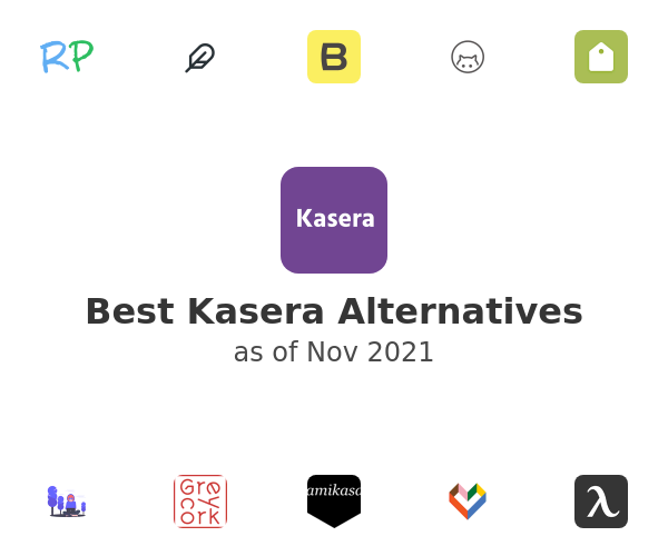 Best Kasera Alternatives