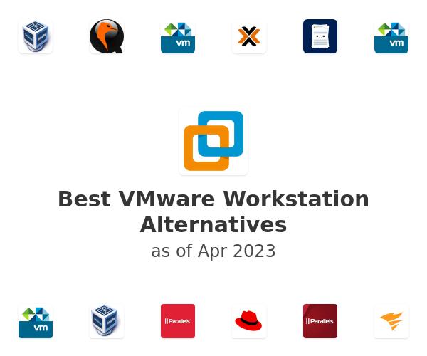 Best VMware Workstation Alternatives