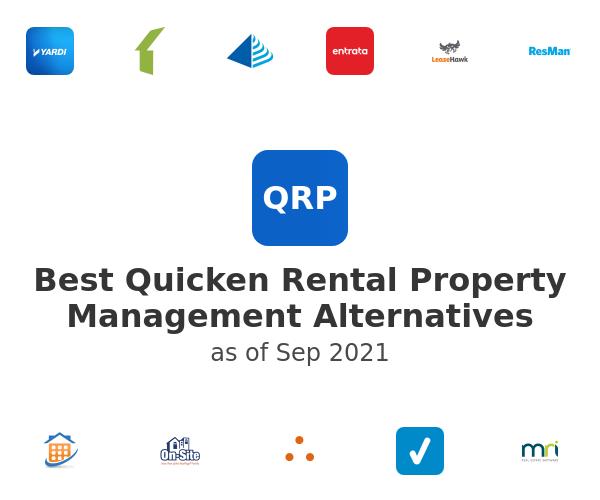 Best Quicken Rental Property Management Alternatives