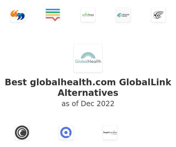 Best GlobalLink Alternatives