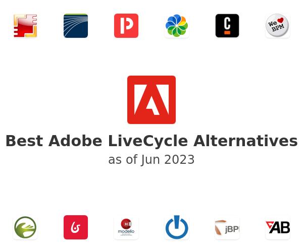 Best Adobe LiveCycle Alternatives