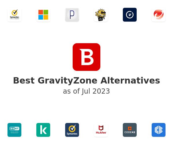 Best GravityZone Alternatives