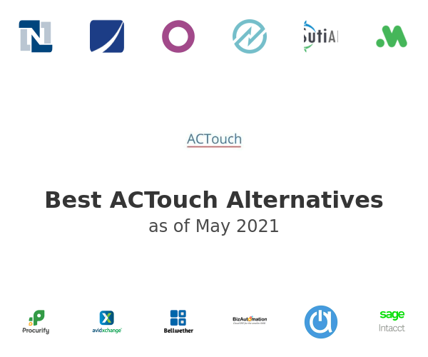 Best ACTouch Alternatives