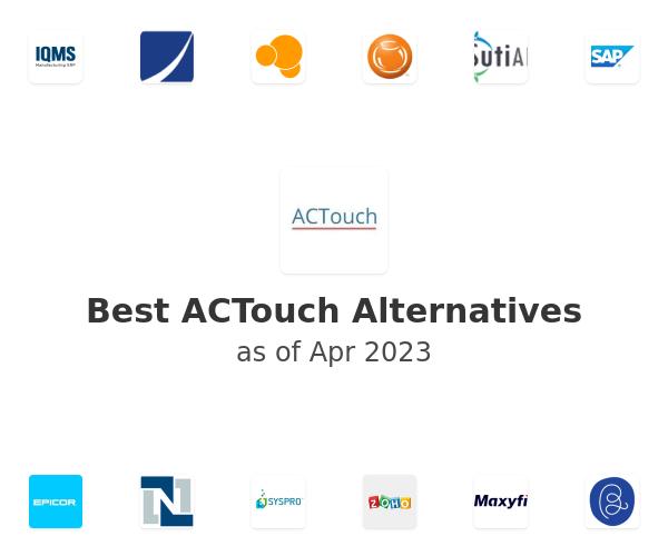 Best ACTouch Alternatives