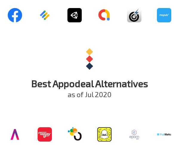 Best Appodeal Alternatives