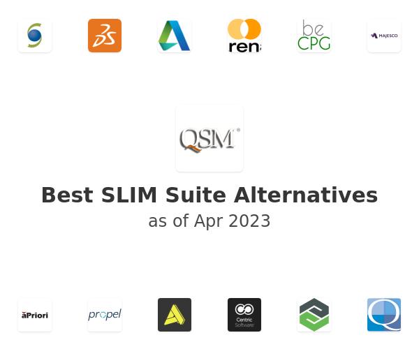 Best SLIM Suite Alternatives