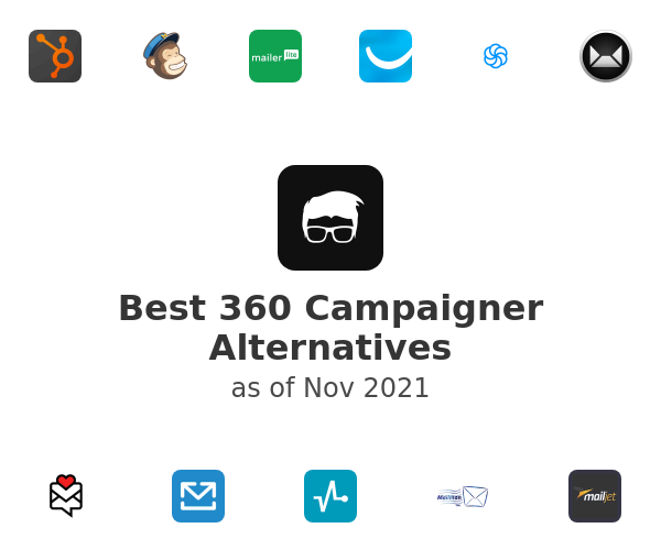 Best 360 Campaigner Alternatives