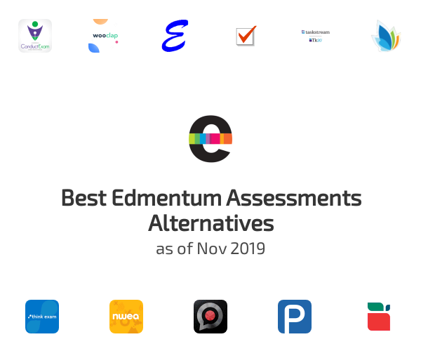 Best Edmentum Assessments Alternatives