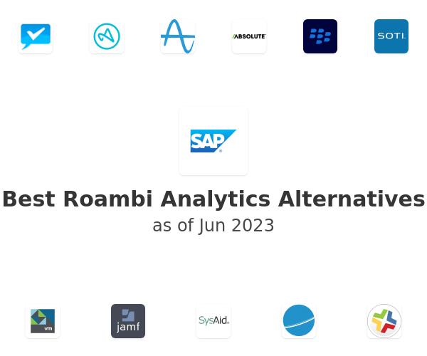 Best Roambi Analytics Alternatives