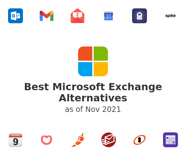 Best Microsoft Exchange Alternatives