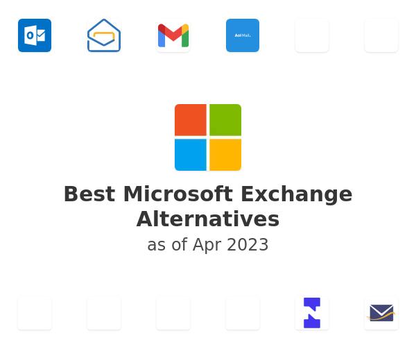 Best Microsoft Exchange Alternatives