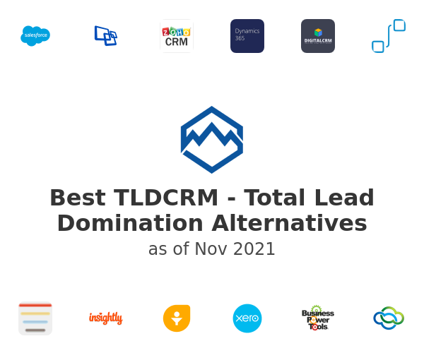 Best TLDCRM - Total Lead Domination Alternatives