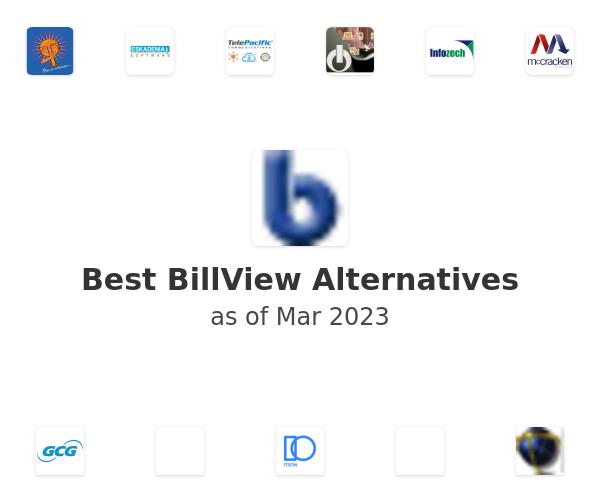 Best BillView Alternatives