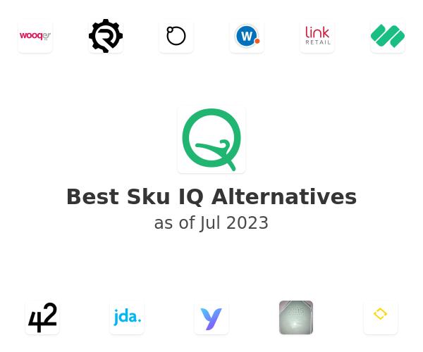 Best Sku IQ Alternatives