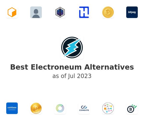 Best Electroneum Alternatives