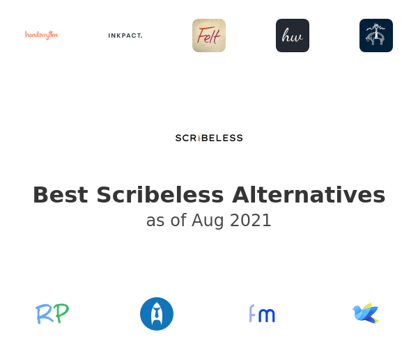 Best Scribeless Alternatives